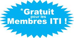 gratuit pour les membres ITI